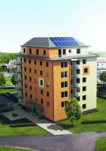 Nybyggnation i Bollnäs - Sundsbro 2