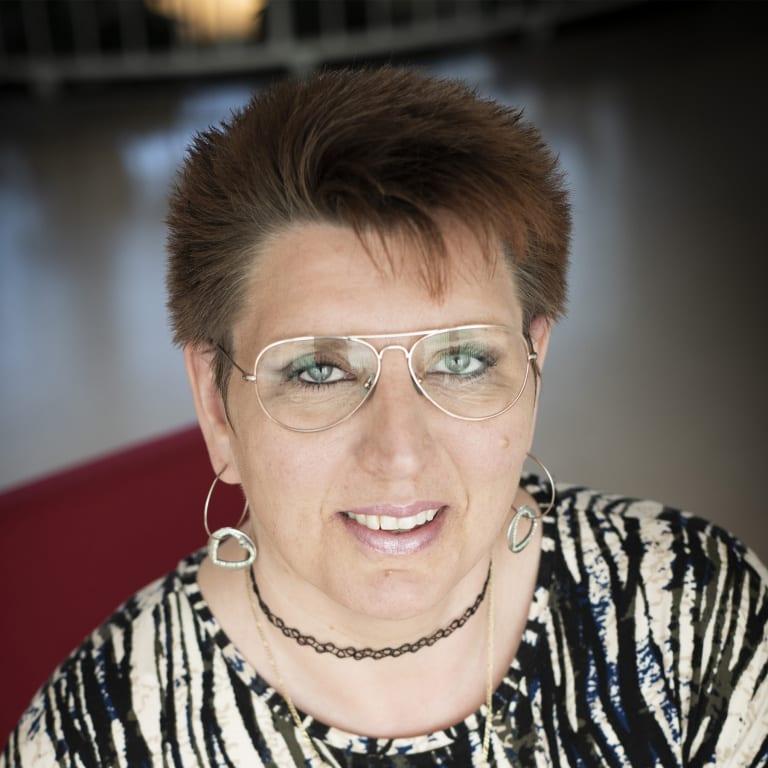 Bild på representant i styrelsen